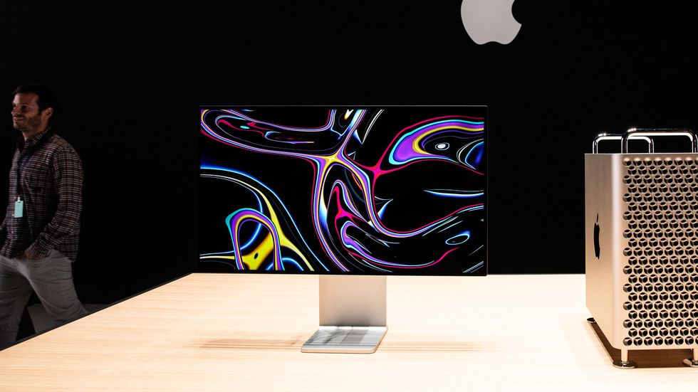 Apple's new $5,000 6K monitor Credit: James Martin / Photo:James Martin/CNET
