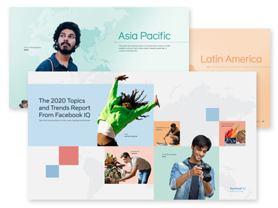 You are currently viewing See what made The 2020 Topics and Trends Report From Facebook IQ