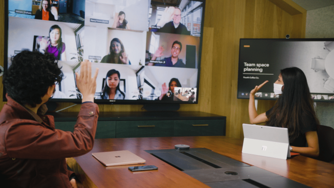 You are currently viewing Microsoft's Hybrid Return-To-Work Plan For The 'Biggest Shift To How We Work In Our Generation'