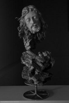 Sculpture of Jesus Christ by Br. Dominic Savio