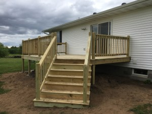 Residential Deck