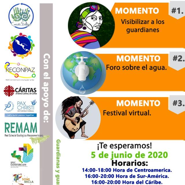 World Environment Day Latin America poster