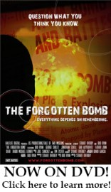The Forgotten Bomb DVD