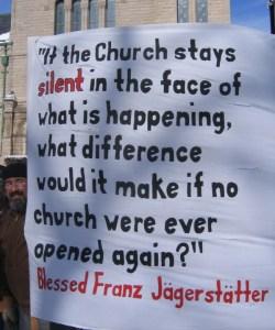 Jaegerstaetter banner