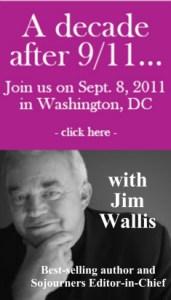 Momentum 2011 with Jim Wallis