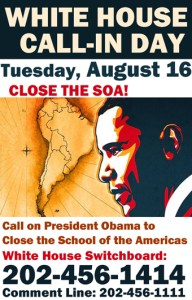 Call in day to close the SOA