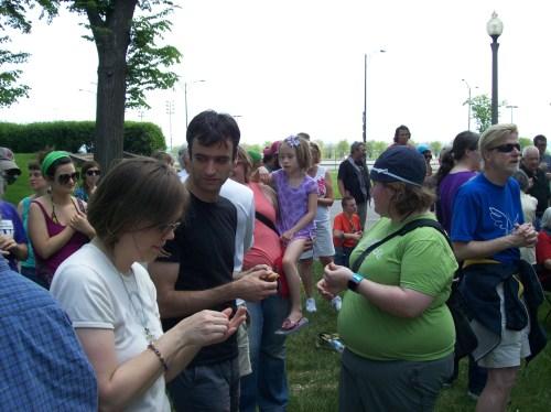 PC Illinois Mass on the Grass
