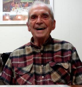 Fr. Dan Berrigan, S.J.