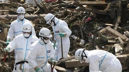 Fukushima-Cleanup