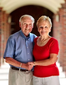 Ed Wallin, 86, and Janice Vanderhaar, 77,  are behind the growing support for the creation of a veterans home in Shelby County, TN.