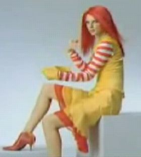 Female Ronald