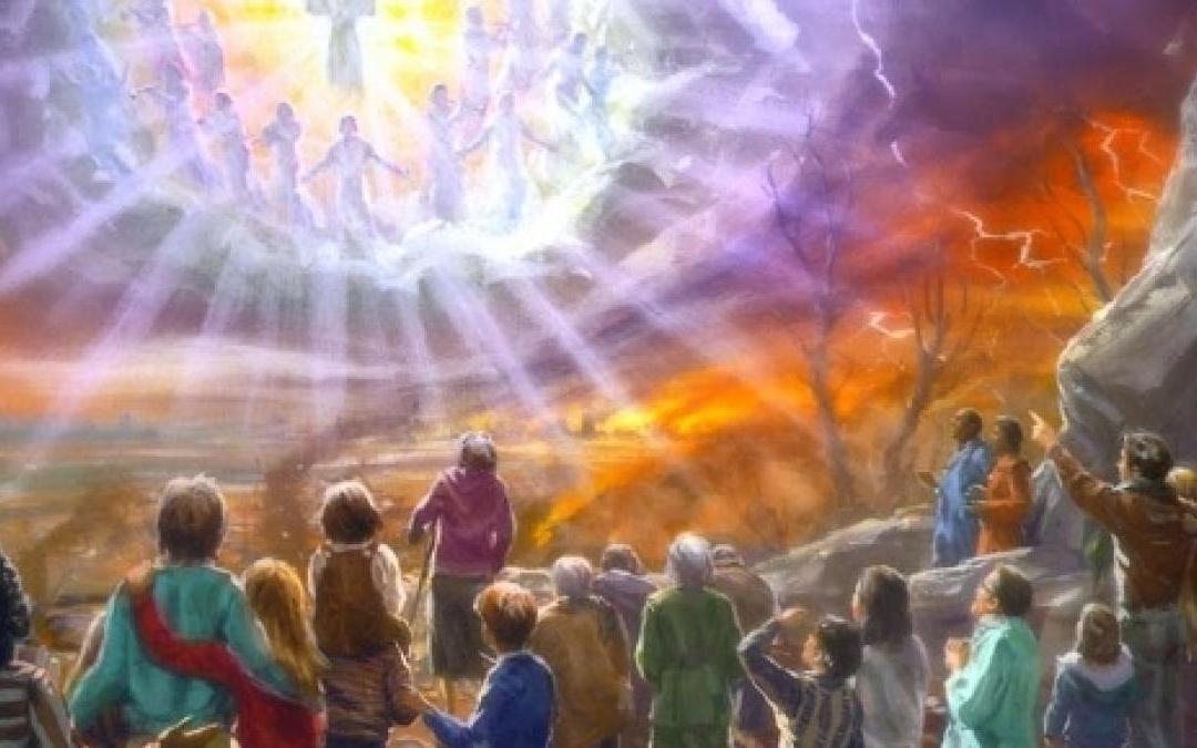 Seconda Venuta di Nostro Signore Gesù Cristo