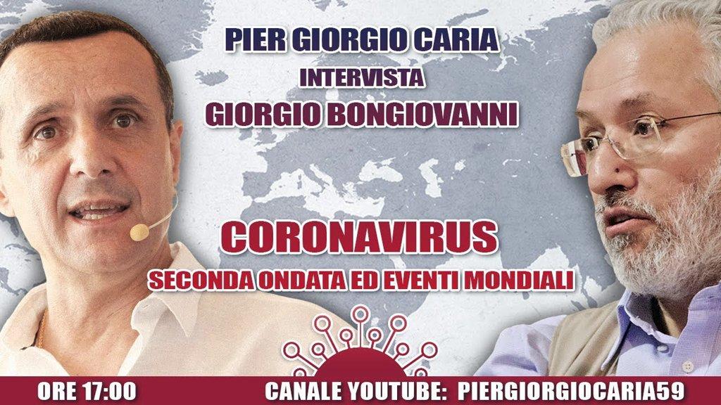 CORONAVIRUS seconda ondata ed eventi mondiali