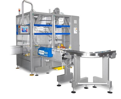 Automatic Robot for multipack packaging in flowpack