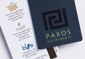 Paxos Restaurants gift cards, for Torre, Melt or blue restaurants in the Lehigh Valley