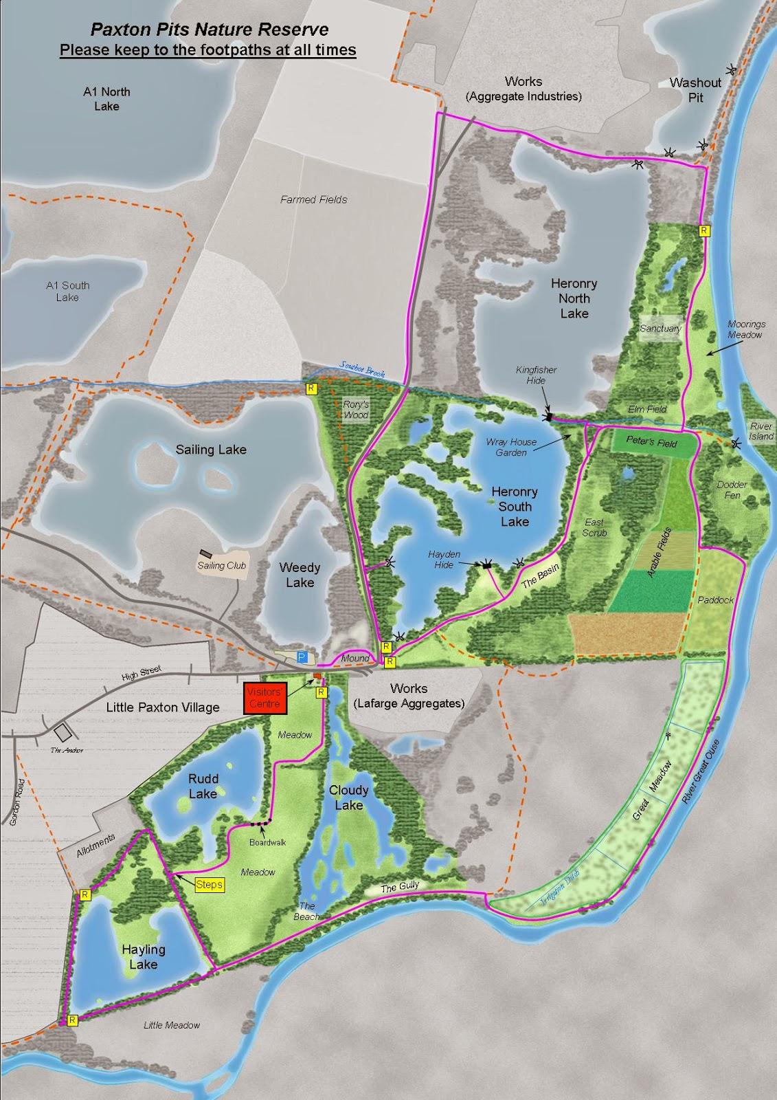 Reserve map - John McD
