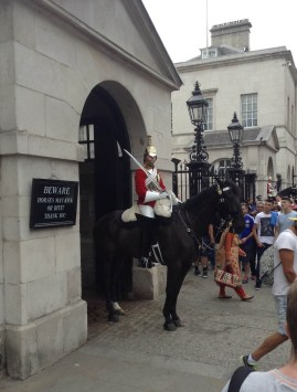 London Household Cavalry