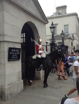 London Household Cavalry