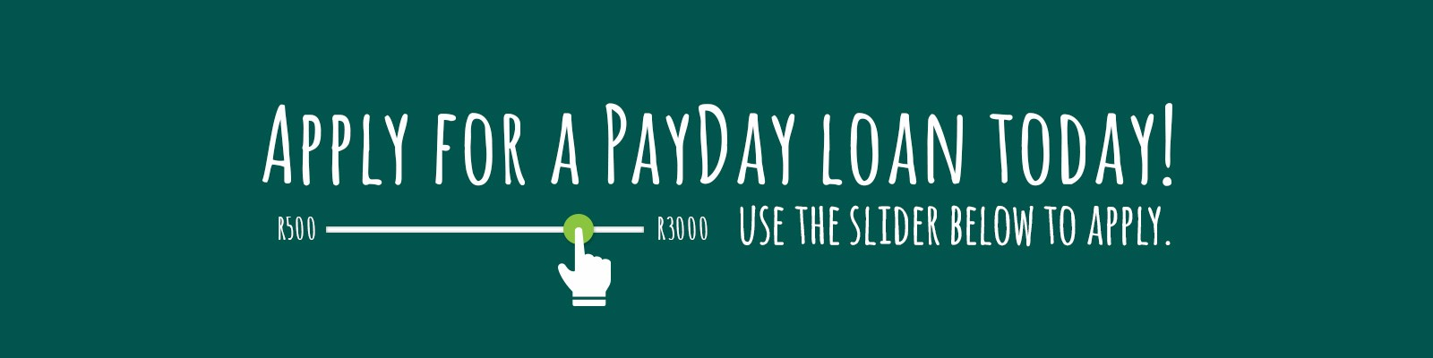 PayDay Loan Banner3