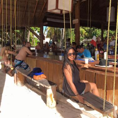 Buho's beach bar