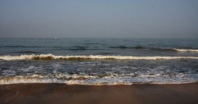Dombe beach- Arabian sea