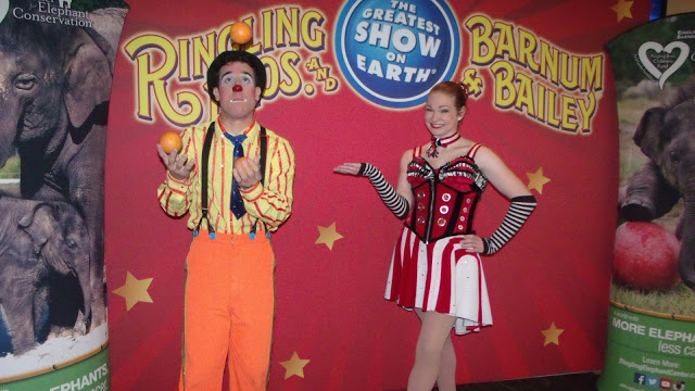 Ringling Bros. and Barnum & Bailey® Presents LEGENDS