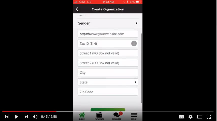 Video: How to Set Up your Organization