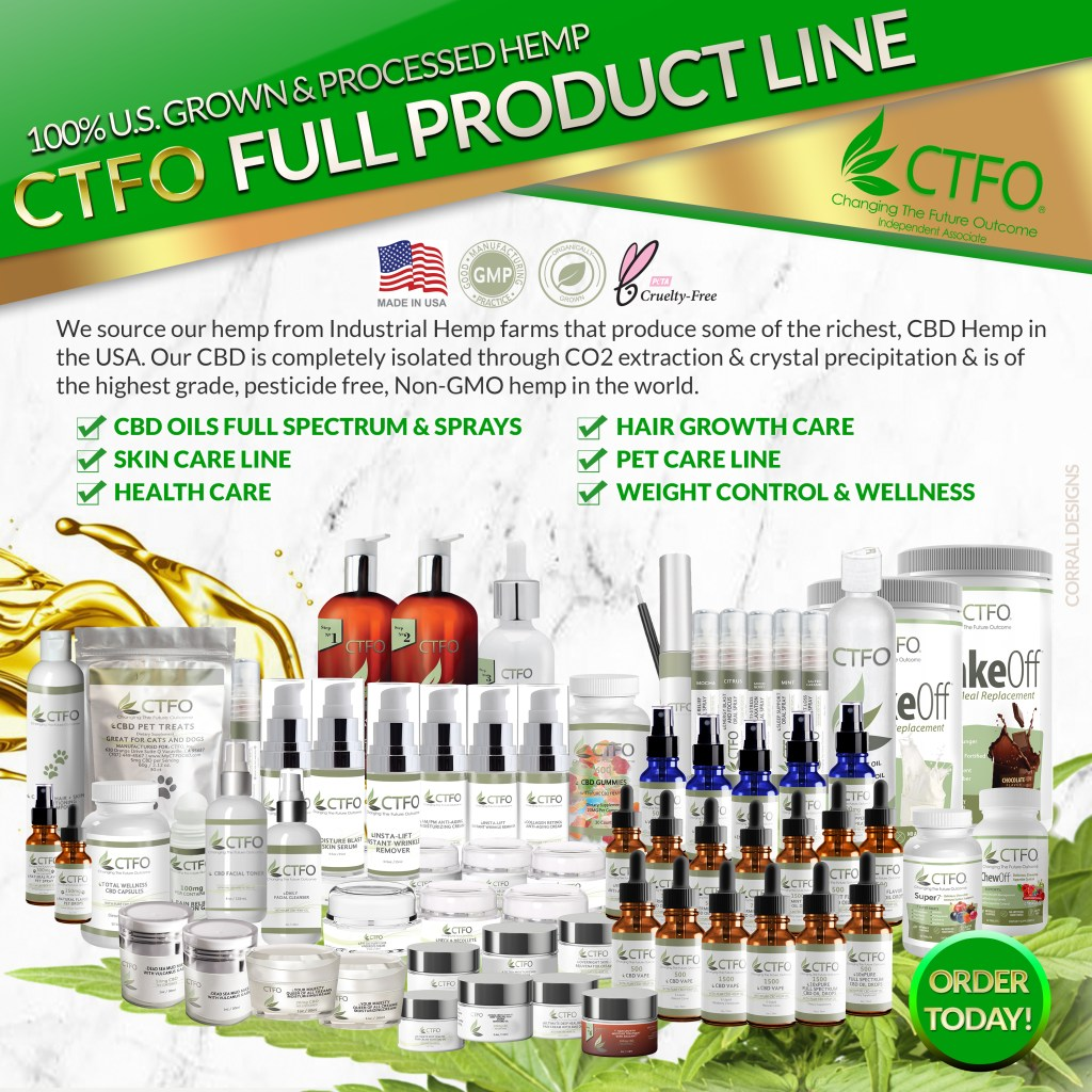 CTFO Product Line