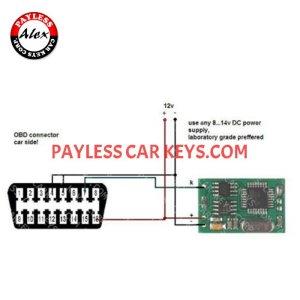 EMULATOR FOR BMW EWS EWS2 EWS32
