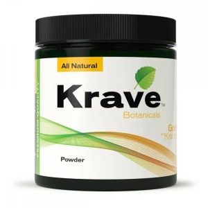 Krave Kratom Powder - Gold