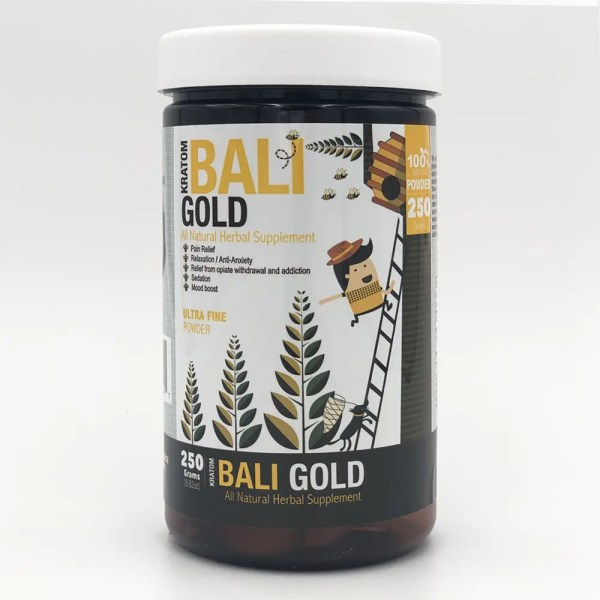 bumble bee bali gold kratom