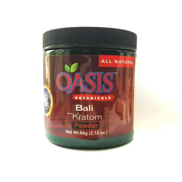 Oasis Kratom Powder - Bali