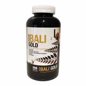 Bumble Bee Kratom Capsule - Bali Gold