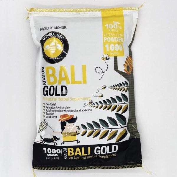 bumble bee bali gold kratom 1000 grams