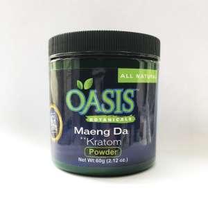 Oasis Kratom Powder - Maeng Da
