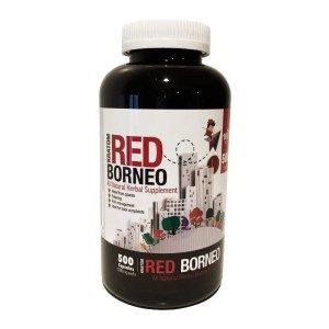 Bumble Bee Kratom Capsule - Red Borneo