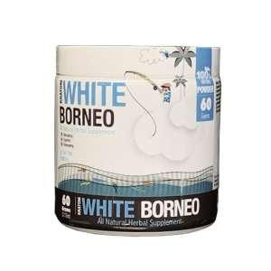 Bumble Bee Kratom Powder - White Borneo 60grams