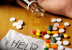 Opiate-pills