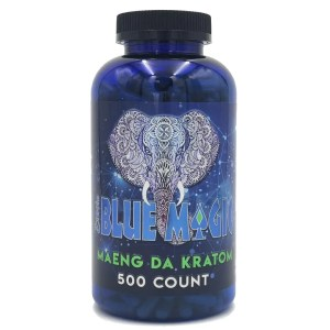 blue magic maeng da kratom