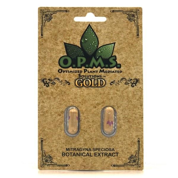 opms gold 2 caps