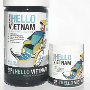 bumble bee hello vietnam kratom powder