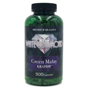 white diamond green malay kratom