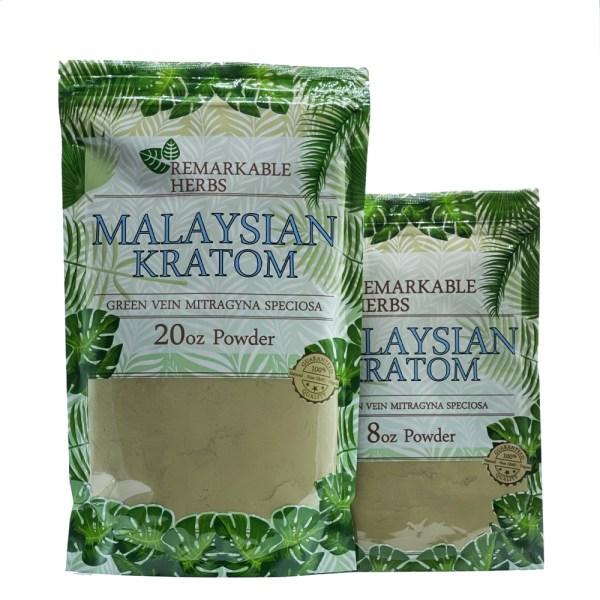 remarkable herbs green vein malaysian kratom