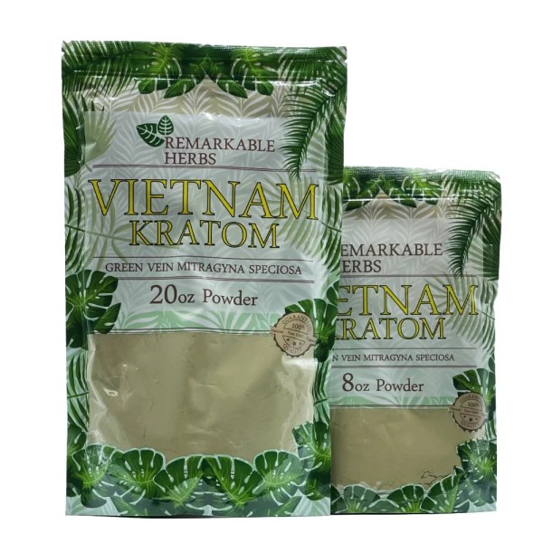 remarkable herbs vietnam kratom