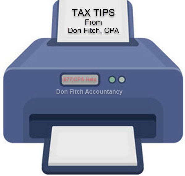 Confirm your charitable donation is tax deductible