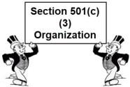 Section 501(c)(3) Organization
