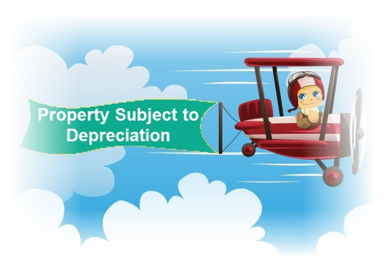 Property Subject to Depreciation
