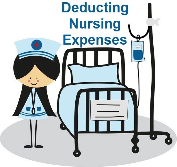 Deducting Nursing Expenses