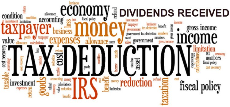 Dividends Received Tax Deduction for Corporations