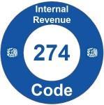 Internal Revenue Code 274